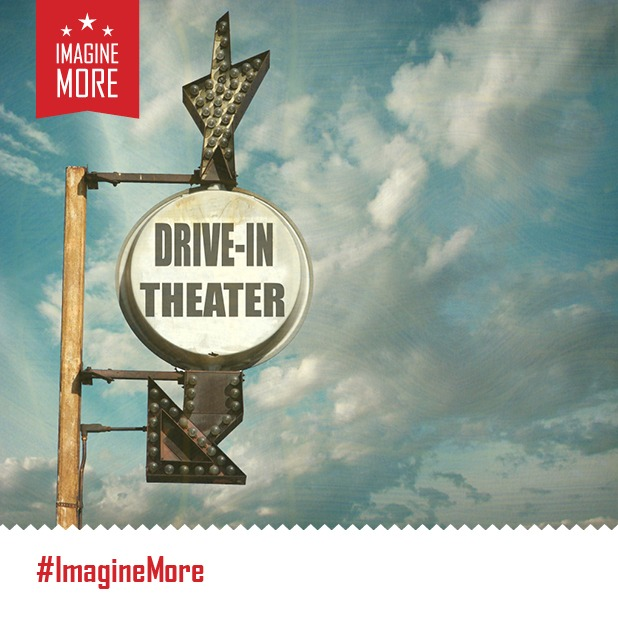 @CrestaCentre Brings Back The 80s With A Retro Drive-In #ImagineMore