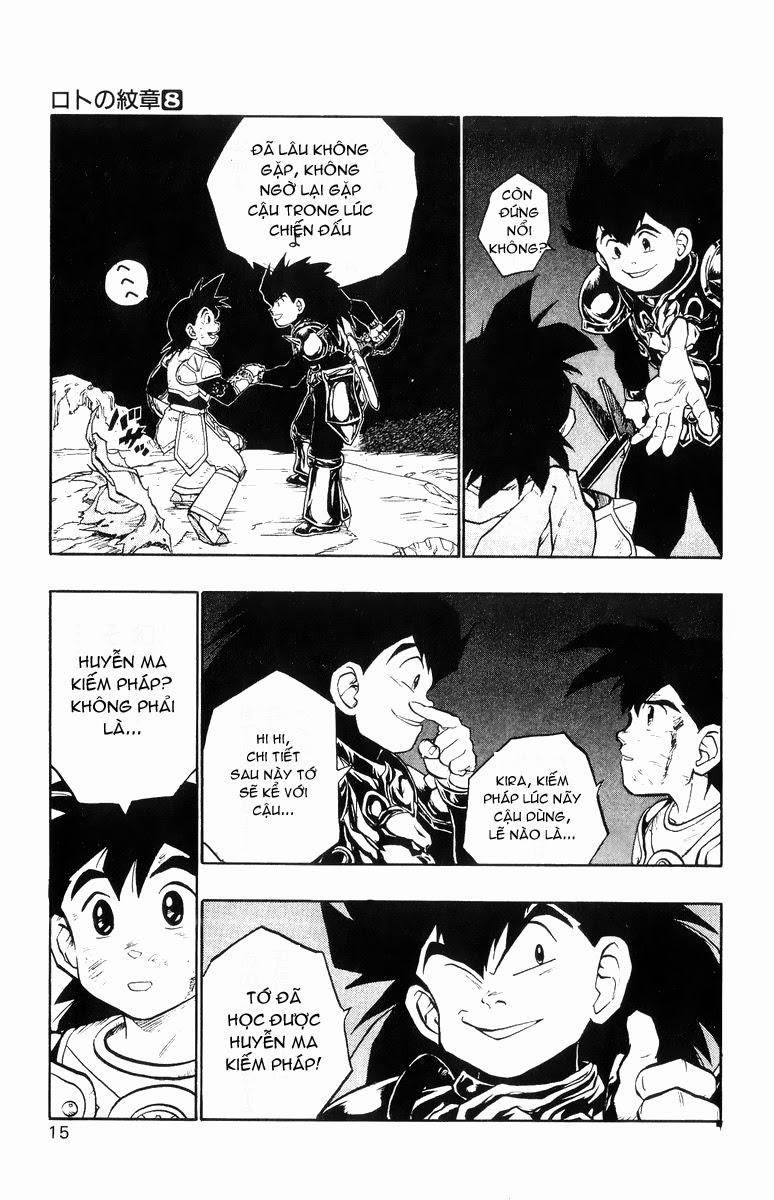 Dragon Quest: Emblem of Roto chapter 26 trang 13