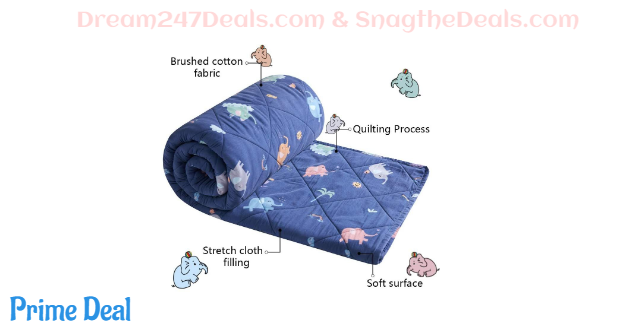 kids weighted Blanket Beads Free 40%OFF