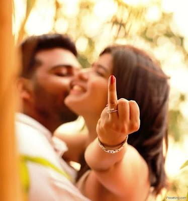 Couple Pre Wedding Photoshoot Poses
