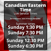 Canadian Eastern Time