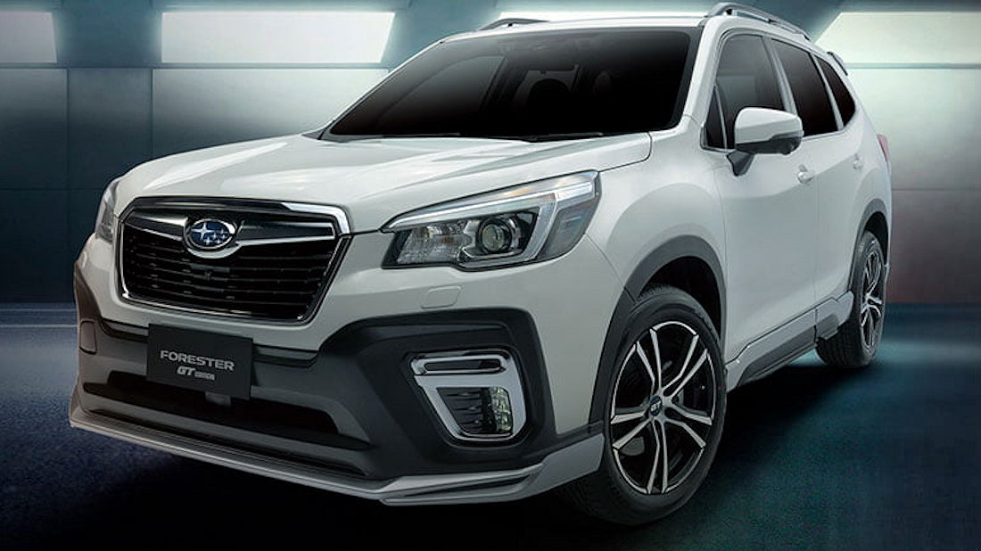 Subaru Launches The 2020 Forester Gt Edition For P 2 120m Carguide Ph Philippine Car News Car Reviews Car Prices
