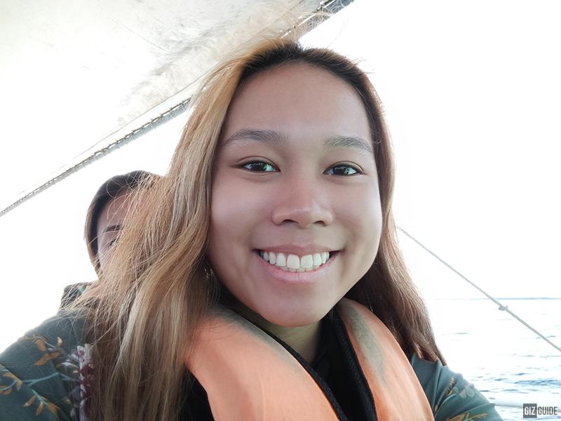 AI Beautified selfie level 20