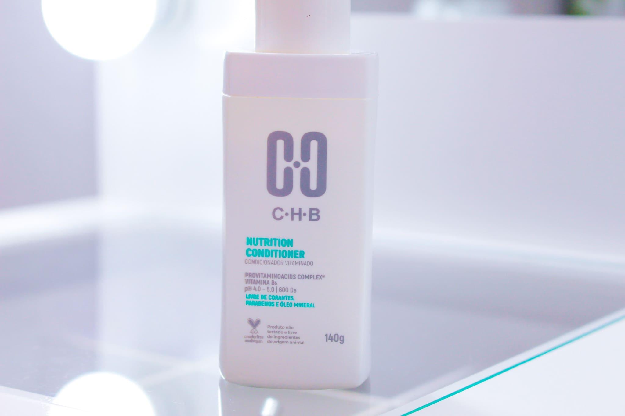 Resenha: produtos da linha cronograma capilar CHB