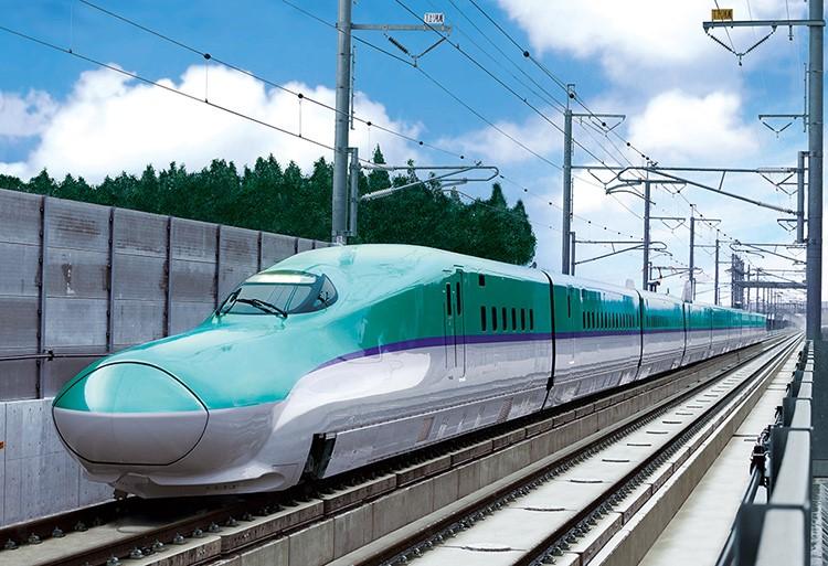 5 Jenis Kereta di Jepang