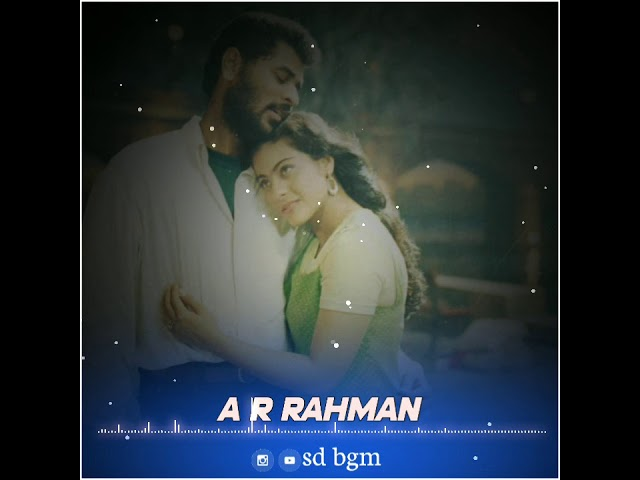 Minsara kanavu Love Ringtone BGM Download | AR Rahman