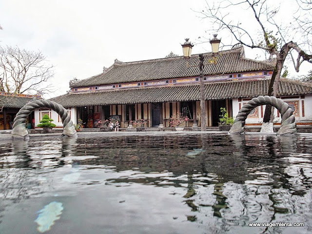 Dias 126 a 128 da viagem: Hue, região central do Vietnã e sua cidadela 1