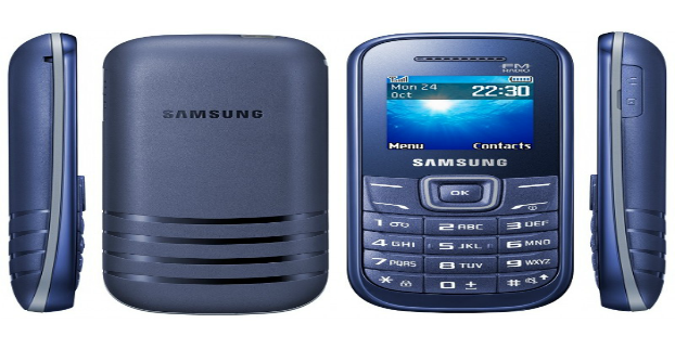 Firmware  Samsung e1205t