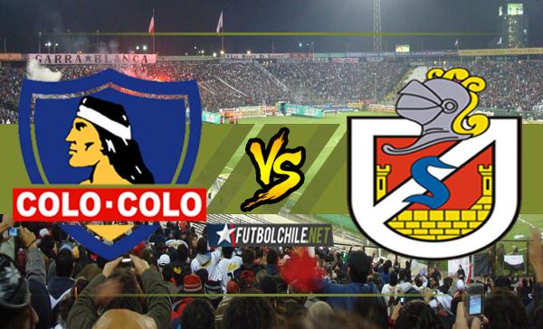 Colo Colo vs Deportes La Serena