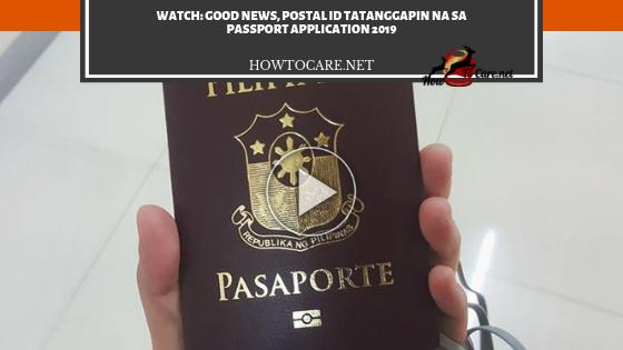 Ayon sa pahayag ni Luis Carlos, Postmaster General ng PHLPost, na gagamitin lamang ang postal ID Verification system para matiyak na legit ang ipepresentang ID sa passport application.