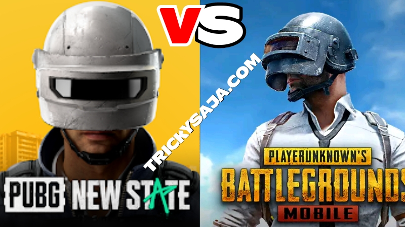 PUBG: NEW STATE What Is Pubg New State - how pubg new state is different from Pubg Mobile