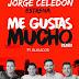 Jorge Celedón estrena Remix  - Me gustas mucho  - junto a  Alkilados