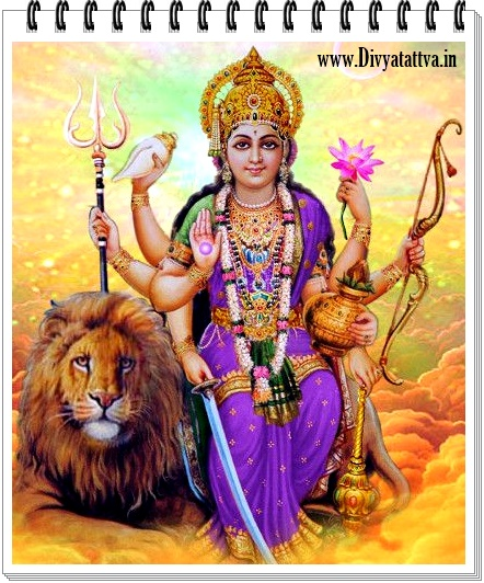 Divyatattva Durga goddess devi photos, navaratri pics, hindu shakti goddess images, spiritual gods photos female Amba Durga photos