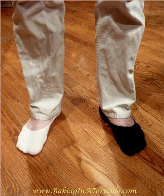 Lost Sock Memorial Day poetry | Picture taken by and property of www.BakingInATornado.com | #humor #poetry