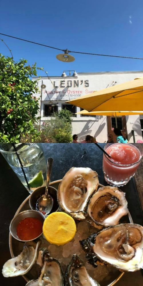 Leon's Oyster Shop Charleston SC