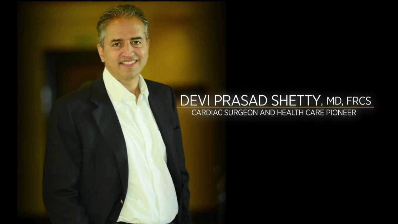 डॉ देवी प्रसाद शेट्टी