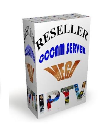 CCCAM RESELLER PANEL INFO