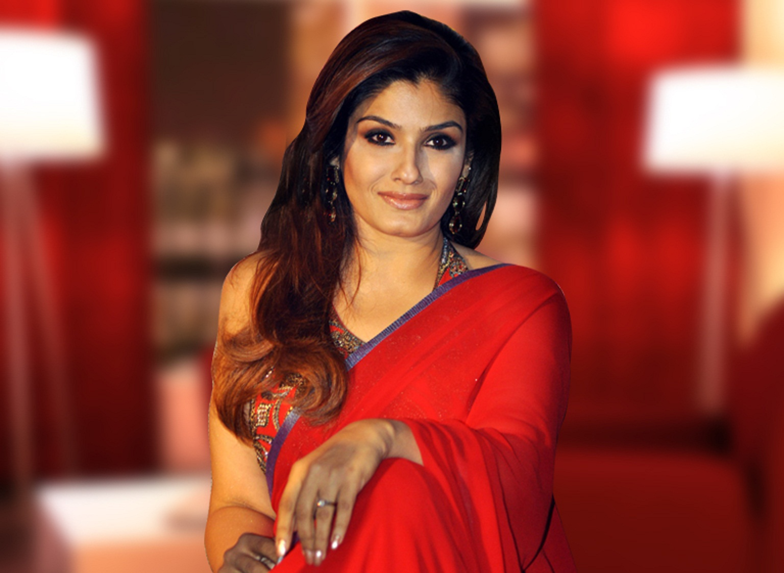 Raveena Tandon, Beautiful Bollywood,Moms of All Times