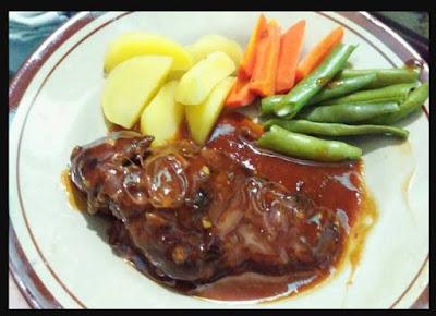 5 Resep dan cara membuat steak paling mudah,lezat dan banyak digemari orang