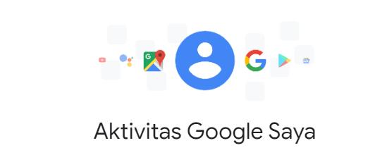 Aktivitas Google Saya