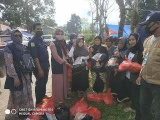 Unik Ki Taw'wa Komunitas Tangan Kanan Kabupaten Sinjai Belanja Langsung Di Pasar Masamba