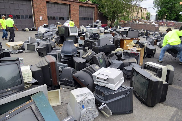 Electronics and accessories Recycling Center