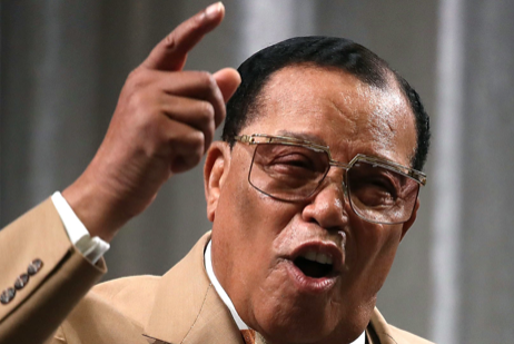 "Louis Farrakhan's goes unhinged rant includes comments about ""Jewish power"" into anal sex."