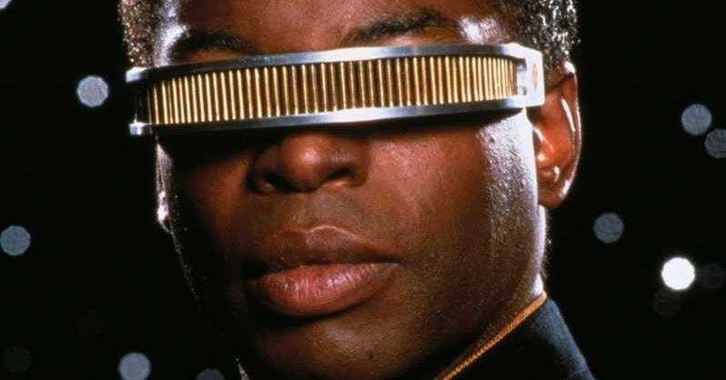 Trek Talk: Levar Burton Expects Geordi La Forge To Appear on Picard