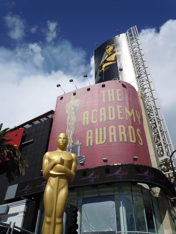 83rd Oscar billboards