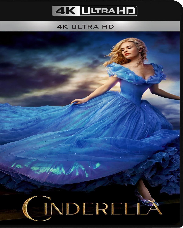 Cinderella [2015] [UHD] [2160p] [Latino]