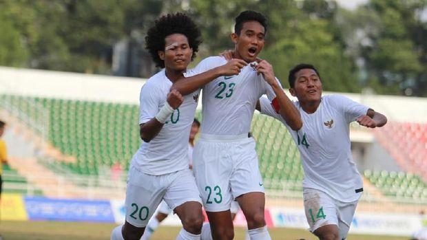 Timnas Indonesia KU-19 Mempunyai skill Bagus Melawan Timor Leste 2019