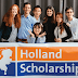 Holland Fully-Funded Scholarship for Non-EEA International Students Opens 1 Nov, 2020