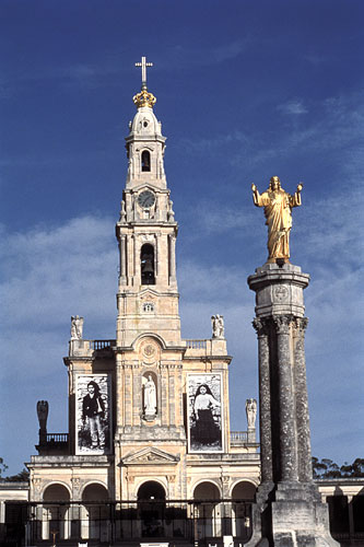OFFICIAL WEBPAGE - SHRINE OF FATIMA, PORTUGAL