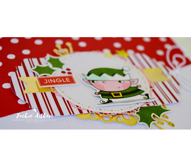 Stampin' Up!, Santa's Workshop Memories & More Card Pack, Sincerely Santa Project Kit, Christmas Card, Christmas Gift Tags, Elves