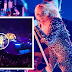 Lady Gaga and a fan falls off stage during Las Vegas concert