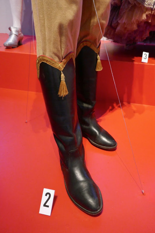 Philip boots Nutcracker four realms