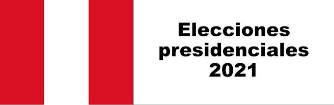 Preferencias electorales Perú 2021 (Del 26/01 al 26/02)