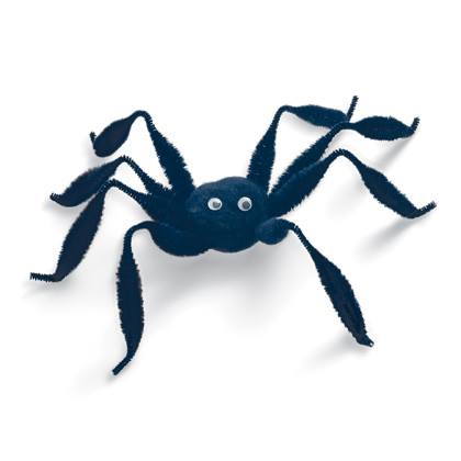 Craft: Giant Hairy Spider