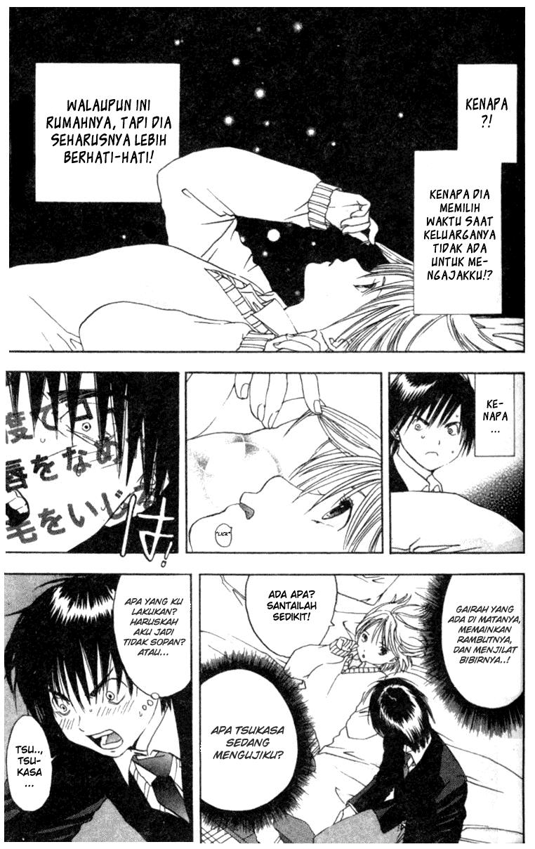 3 Ichigo 100%   10 Kegembiraan Manaka : Mengamuk