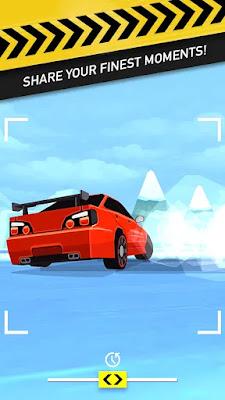 Thumb Drift Furious Racing V1.5.2 MOD APK – PARA HİLELİ
