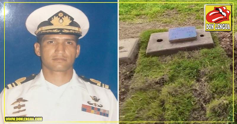 Entregan cuerpo del Capitán Rafael Acosta en un ataúd sellado para que nadie pueda ver las torturas