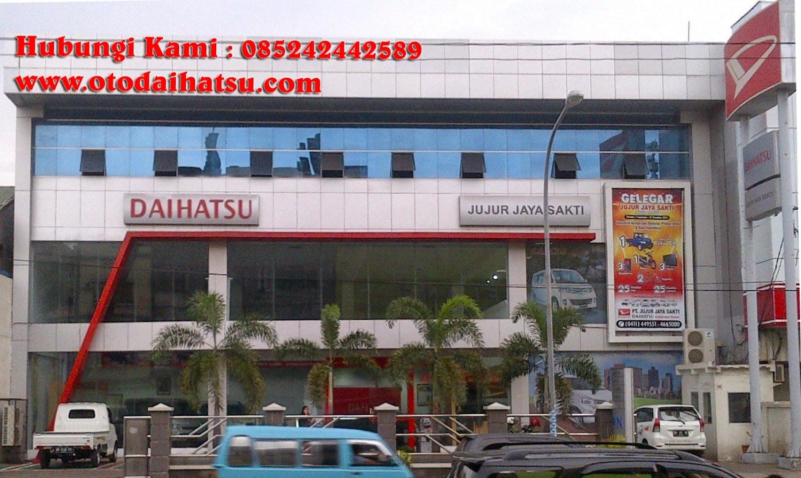Dealer Daihatsu Makassar DAIHATSU MAKASSAR 085242442589