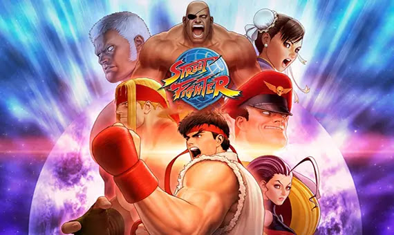 Street Fighter Characters Download