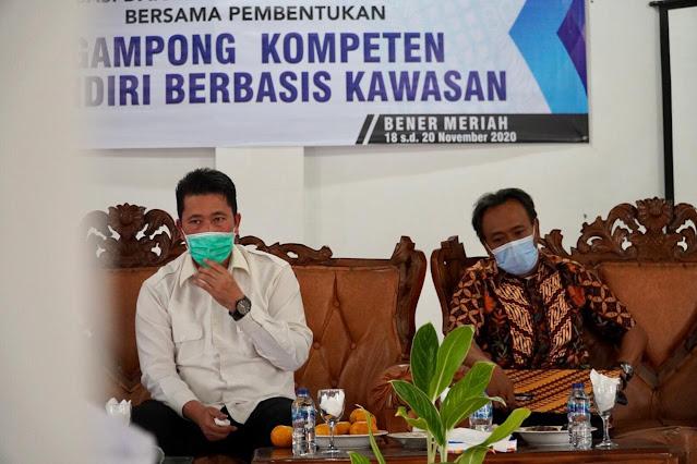 Dorong Perekonomian di Kawasan Transmigrasi, BLK Banda Aceh Luncurkan Program Gampong Kompeten