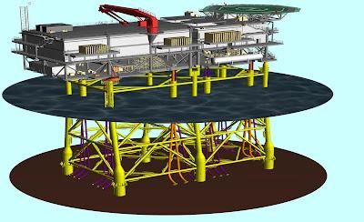 El cor energètic del parc eòlic marí Wikinger