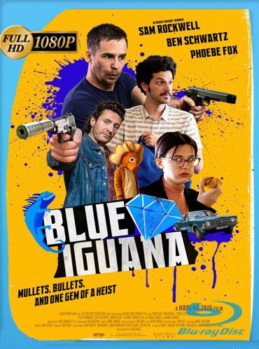 Blue Iguana (2018) HD 1080p Latino Dual [GoogleDrive] TeslavoHD