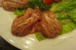 Pantangan Makanan Untuk Penderita Kolesterol Tinggi