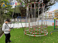 SGS 兒童遊戲場現場安全檢驗