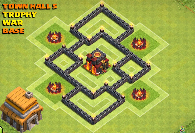 Town Hall 10 Strongest Game