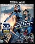 Alita: Batle Angel (2019) 2160p BD66 Latino Castellano